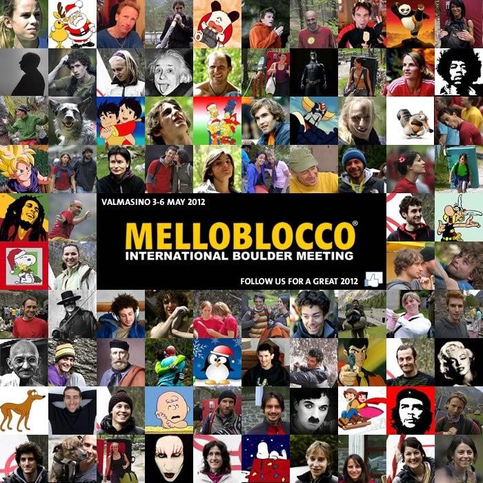 Melloblocco Poster
