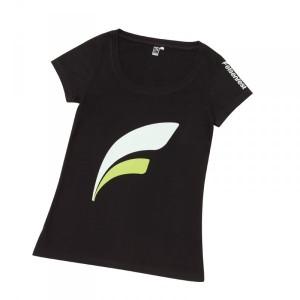 Damen Shirt -schwarz-