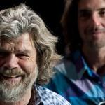 Reinhold Messner & Dean Potter