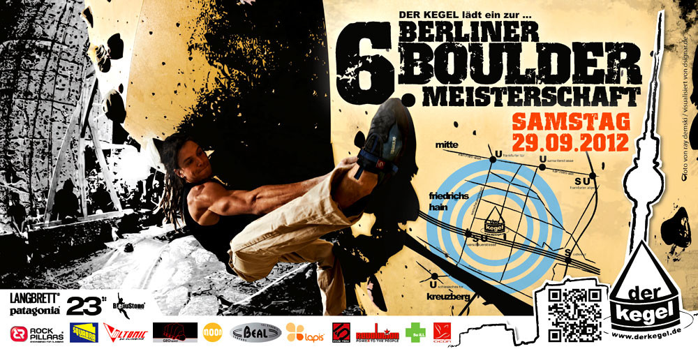 6. Berliner Bouldermeisterschaft
