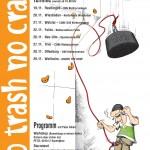 Petzl & Beal no trash no crash Tour 2012 Poster