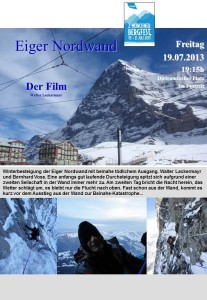Eiger-Nordwand-Bergfest