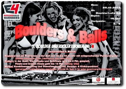 Boulders & Balls 3