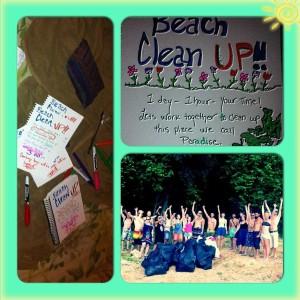 Beach Clean Up-1
