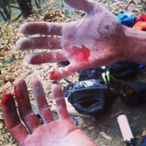 Criss Webb Pearson Finger 8C