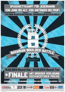 Bavarian Boulder Battle in der Boulderwelt Regensburg