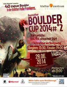 DAV Bayreuth Bouldercup 2014