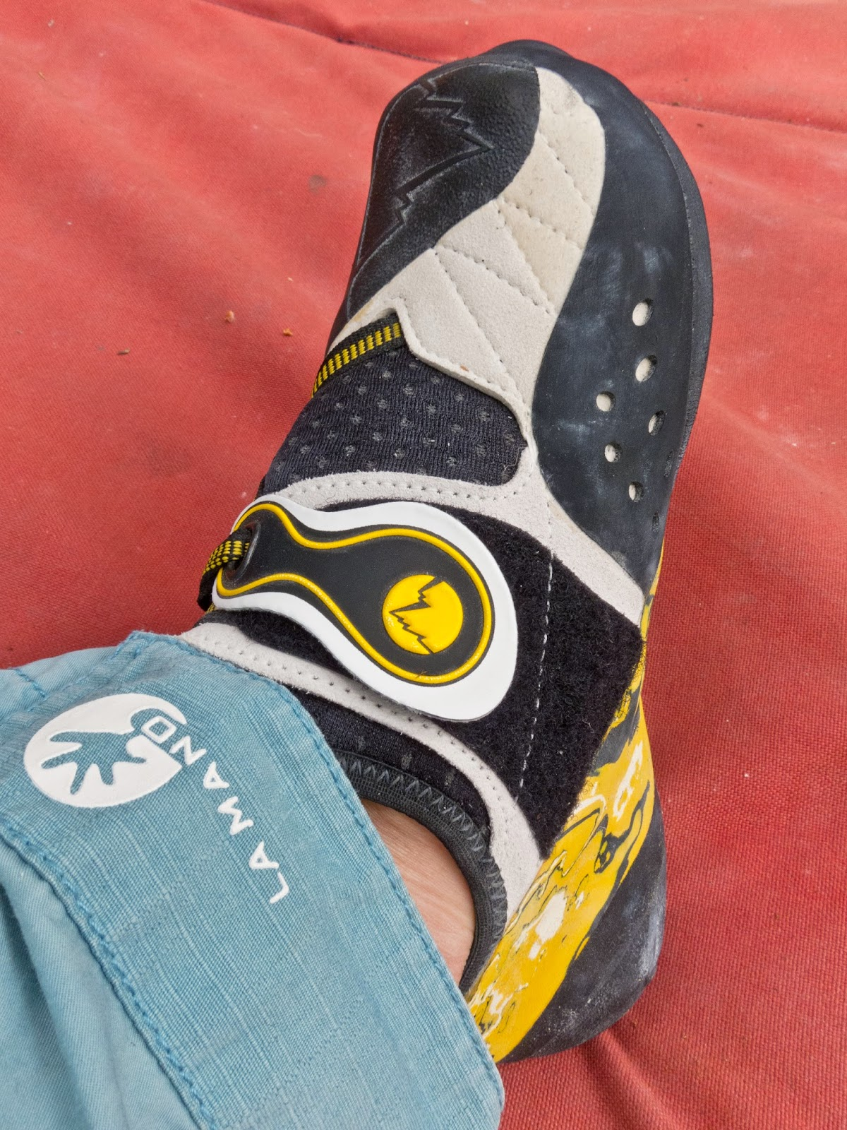 Passform La Sportiva Solution
