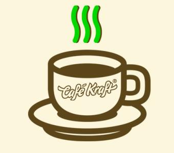Cafe Kraft Kaffekränzchen Tasse