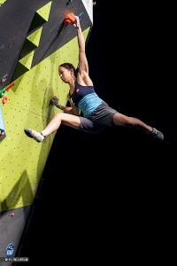IFSC Boulder WC 2 Foto Heiko Wilhelm