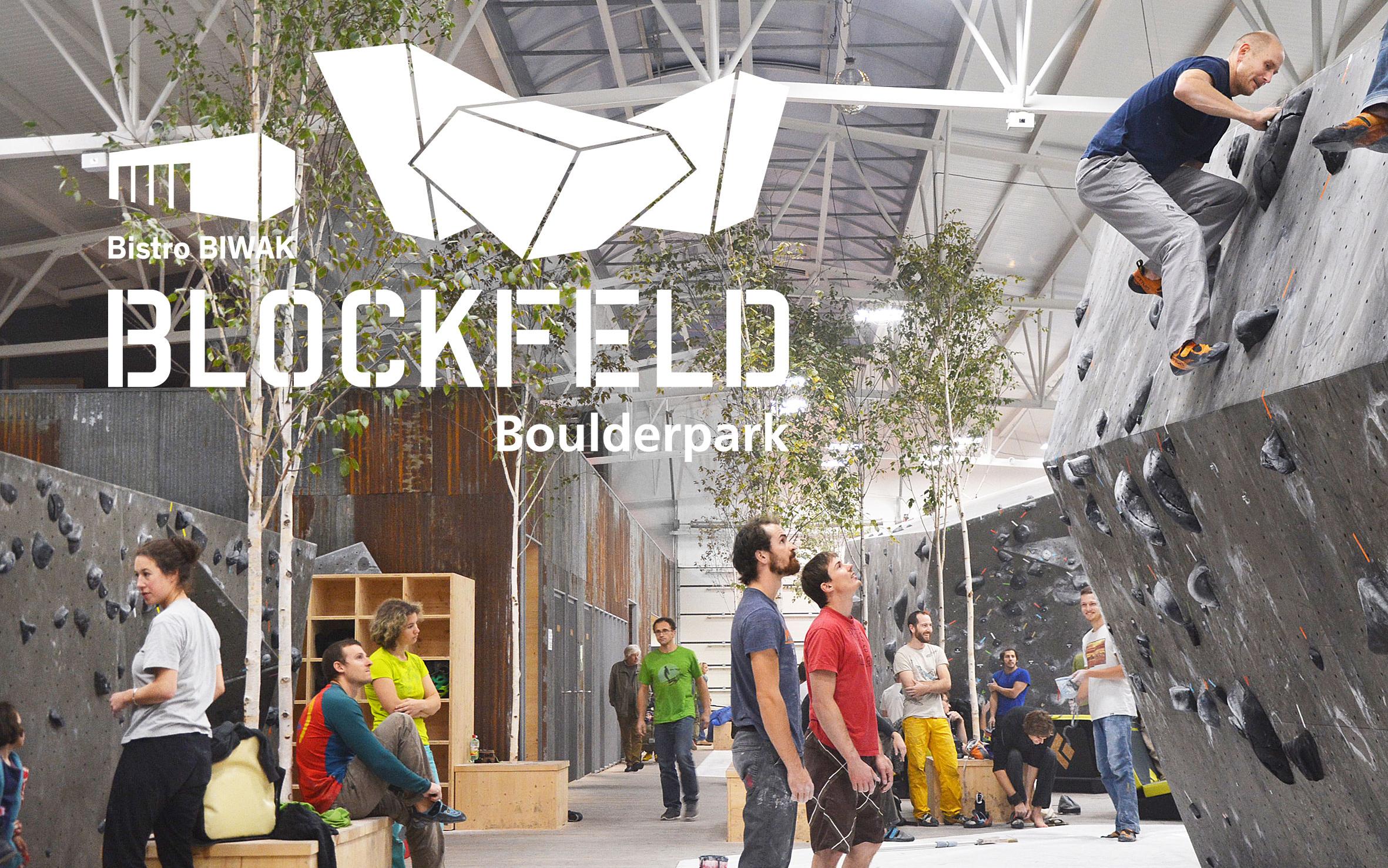 Blockfeld Boulderhalle Winterthur