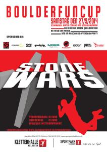 Stonewars Poster Sportpark Kelkheim