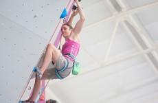 Paraclimbing Worldchampionships 2014 in Gijon / Spain