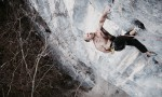 Toni Lamprecht in Black Flag 8c+:9a Foto Black Diamond