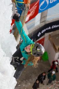 UIAA World Youth Ice Climbing Championships Saas Fee Switzerland 2015