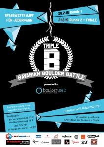 Bavarian Boulder Battle