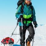 Martin Szwed Südpol Expedition