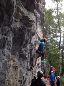 SAAC Climbing Camps