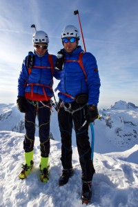 7 x 4000 Peaks Project - Beni Hug 2015
