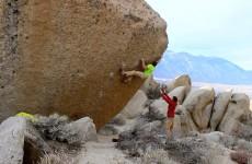 En el camino- Bouldern in den Red Rocks (Bishop)