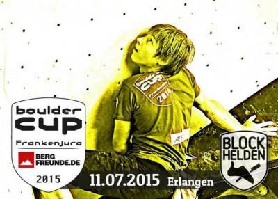 Bouldercup Erlangen Blockhelden