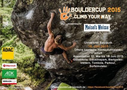Plakat_Bouldercup