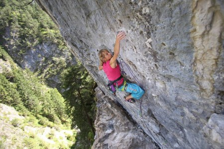 Angy Eiter in Game Over 8c Foto Berni Ruech