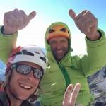 Guido und Alex huber Alpin
