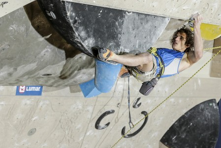 IFSC World Cup Kranj 2015 (LEAD) Photo Stanko Gruden