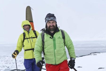 Bergwelten - Alex Huber und Hubert v Goisern in Groenland