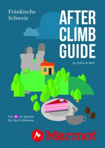After Climb Guide Frankenjura -IG klettern