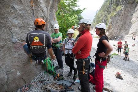 SAAC Climbing Camp 2016