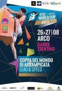 IFSC Lead Weltcup Arco