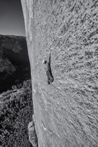 Adam Ondra on the Dawn Wall, Pitch 20