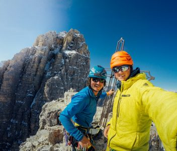 Drei Zinnen Dolomiten - Michi Wohleben