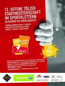 Toelzer Stadtmeisterschaft Plakat