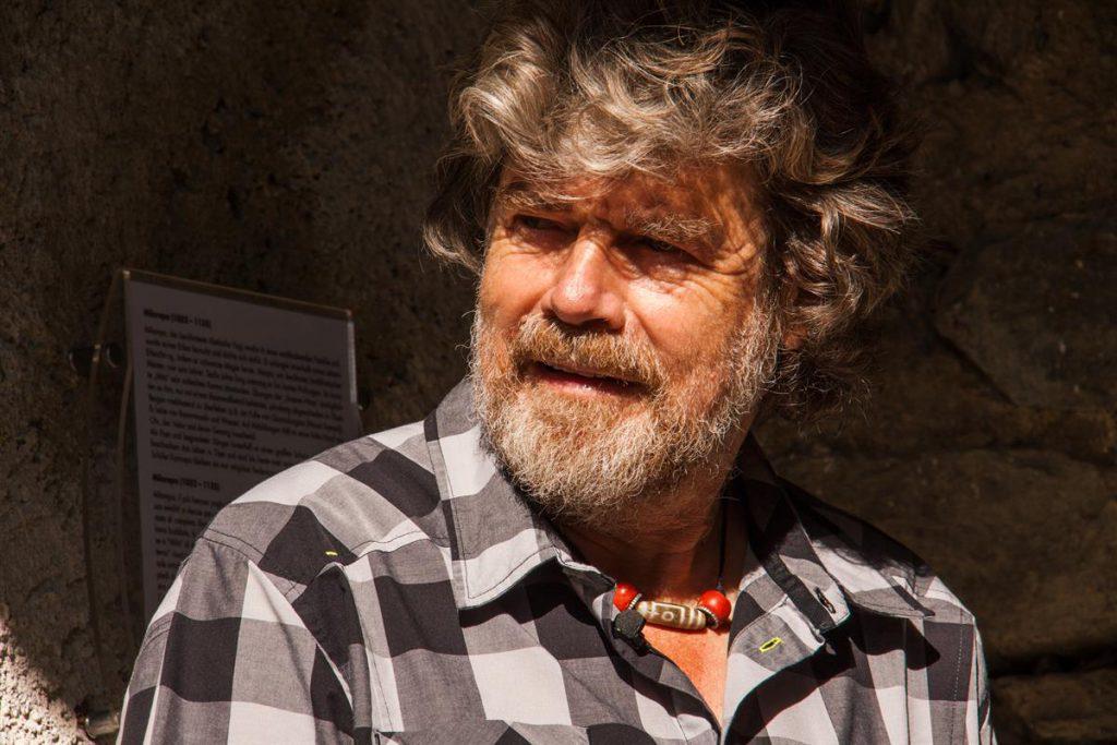 Reinhold Messner kletterszene news