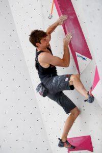 Lead, Speed und Bouldern in einem Mega-Event- Deutsche Meisterschaft Olympic Combined