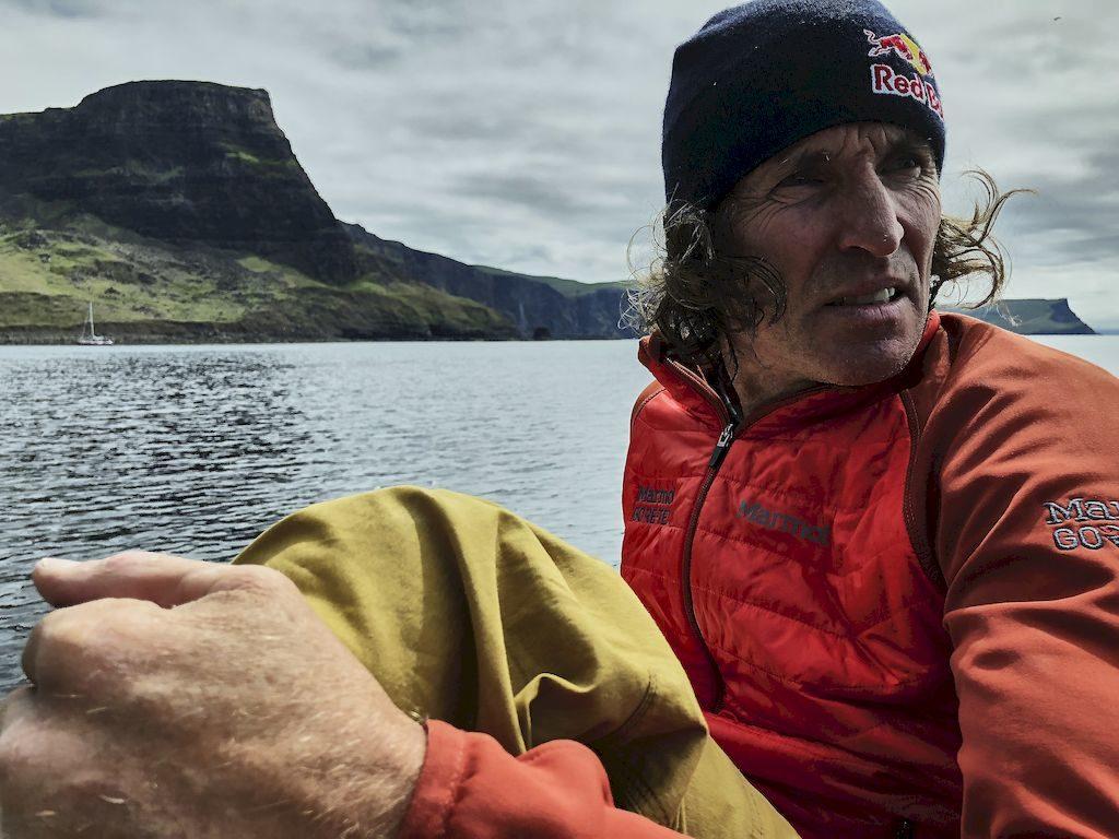Von der Arktis bis in den Orient – Stefan Glowacz Livestream Vortrag