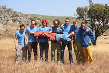 Bouldern Zimbabwe DAV Felskkader
