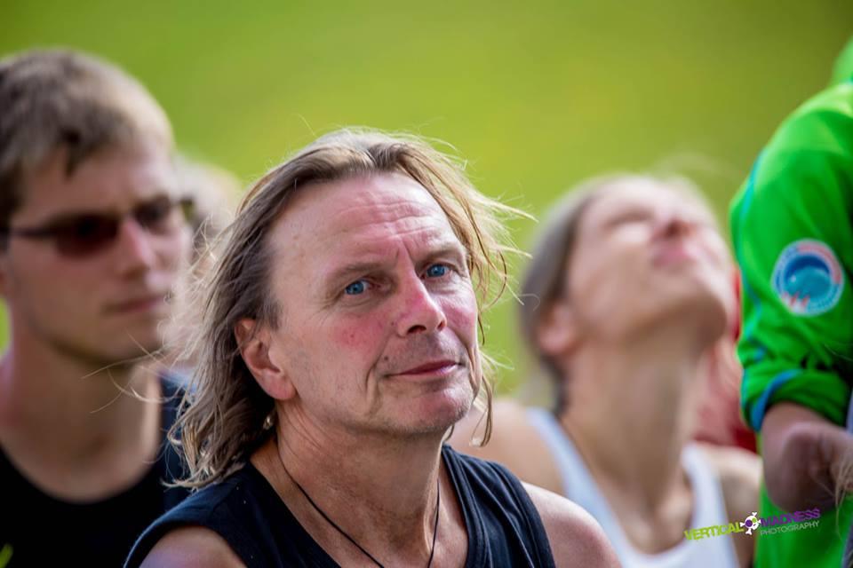 Michael Füchsle - Vom Rollstuhlfahrer an den Felsen