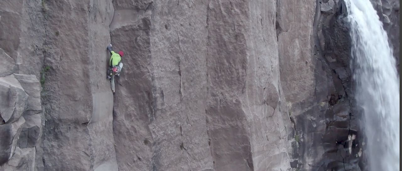 Adam Ondra – Road Trip durch Chile