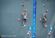 IFSCwc Chongqing 2019 Speed :copyright: IFSC/Eddie Fowke