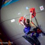 EFowke_Meiringen_BWC_W_F_2018_ © IFSC/Eddie Fowke