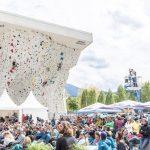 EUROPEAN CUP BOULDER & SPEED 2019 -Innsbruck (AUT) 2nd - 04th May 2019 / image shows: Venue Kletterzentrum Innsbruck