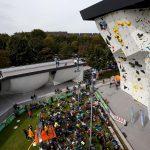 Deutsche Meisterschaft Olympic Combined klettern_bouldern