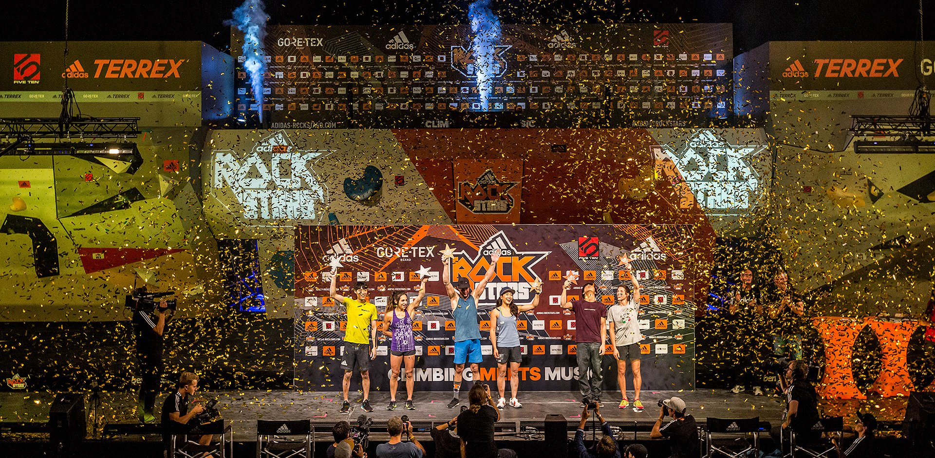 adidas ROCKSTARS superfinale