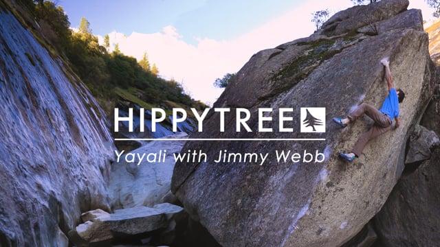 Jimmy Webb bouldervideo