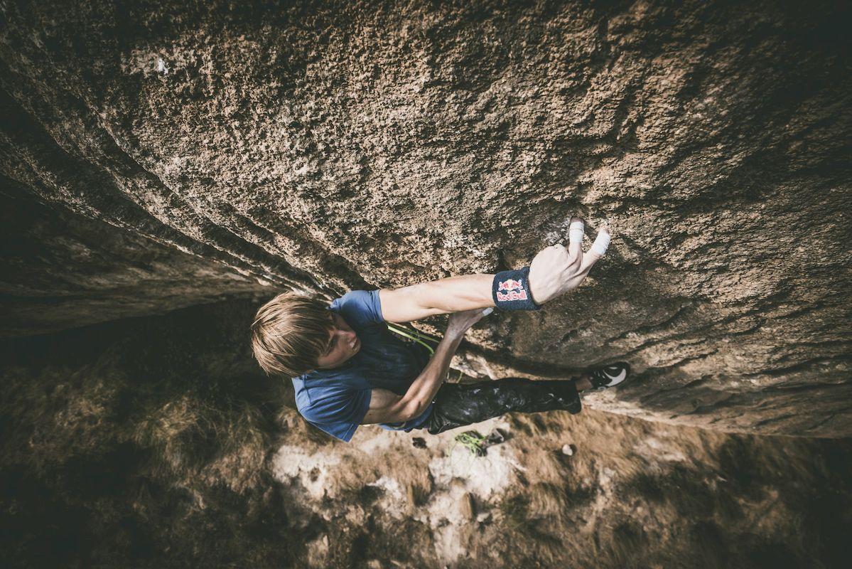 Alexander Megos Klettern