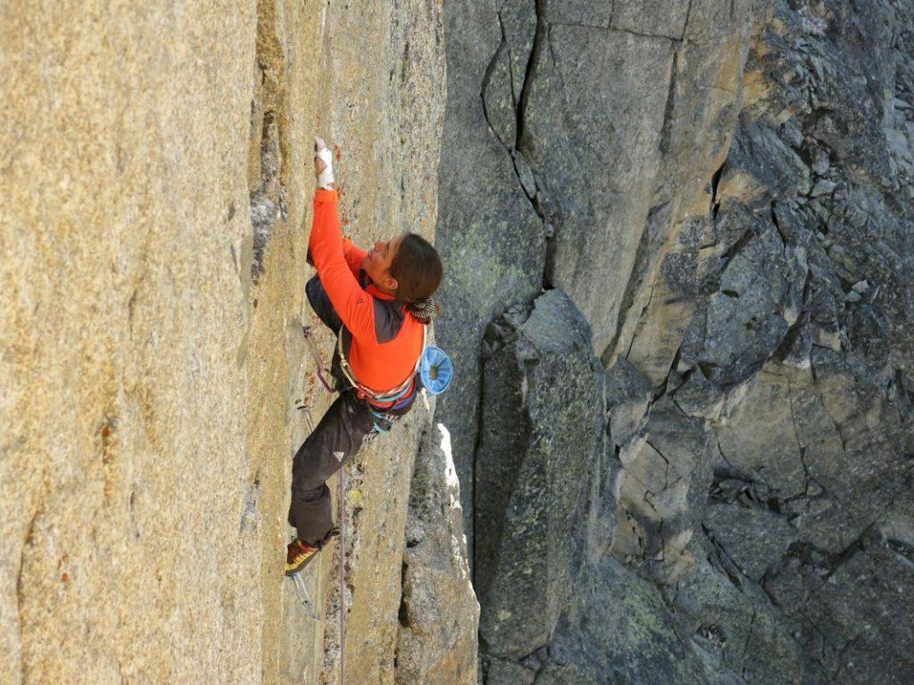Alex Schweikart Klettern Alpin